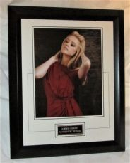 A865AH AMBER HEARD AUTHENTIC SIGNED